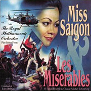 The Royal Philharmonic Orchestra Play SUITES FROM 'LES MISERABLES' & 'MISS SAIGON'